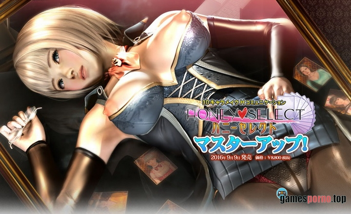 Honey♥Select + DLC's + DOA 5 Girls + Mods! + Girls Pack