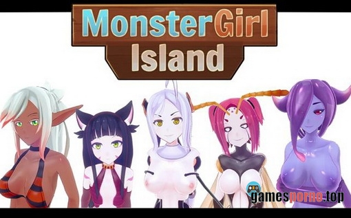 Monster Girl Island - Halloween Special Episode