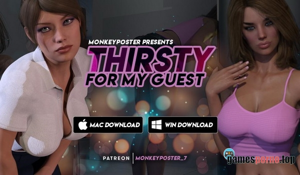 Thirsty For My Guest ep.3 + Android